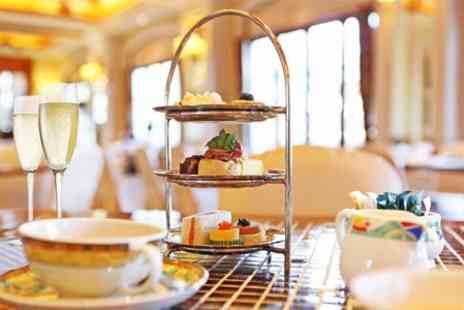 The Gibraltar Gardens - Winter Afternoon Tea With Pimms - Save 40%