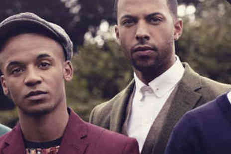 The O2 - Exclusive Package to see JLS - Save 18%