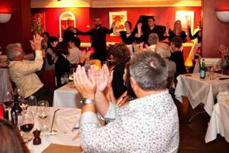 Bel Canto - 3 Course Dinner, Prosecco and Opera for 2 - Save 57%