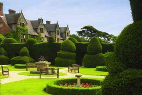 Billesley Manor Hotel - Perfect Manor Break With Extras - Save 39%