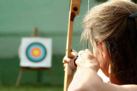 Nottingham Off Road Events - Three hour Treble Target rifle shooting crossbow and archery experience - Save 52%