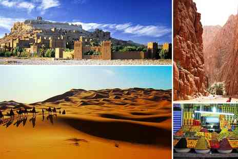 Encounters Travel - Moroccan Mosaics Nine day Tour - Save 30%