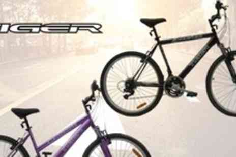 Thistle Cycles - Tiger Evasion or California 24� Front Suspension Bike - Save 50%