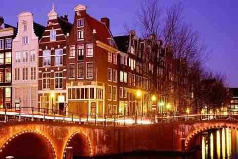 KPXTravel - Two Night Amsterdam Break At Best Western Blue Tower Hotel with Flights - Save 42%