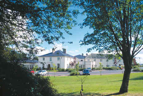 MacDonald Crutherland Hotel - Overnight four star spa break for 2 including a 30min treatment each & breakfast - Save 47%