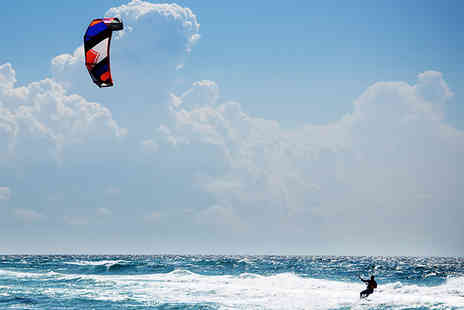 BEKS Kitesurfing - Two hour power kiting experience for 2 people - Save 66%