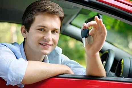 Beewise School of Motoring - Four Hours Worth of Driving Lessons - Save 73%