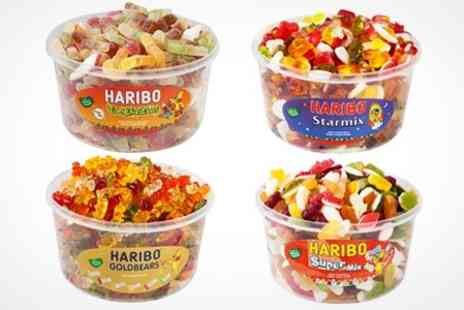 Sensible Supplies - Haribo Sweet Tubs One - Save 44%