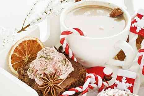 The swan Thornbury - Festive Afternoon Tea For Two - Save 49%