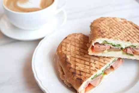 Gabriels Coffee Lounge - Food and Hot Drinks - Save 50%