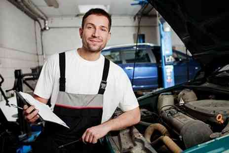 Colins MOT and Service Centre - Winter Check or MOT or Laser Wheel Check - Save 55%