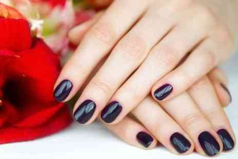 Tranquility Nails - Gelish Nails For Fingers or Toes - Save 40%