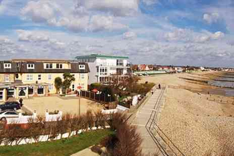 Beachcroft Hotel - In West Sussex One Night For Two - Save 51%