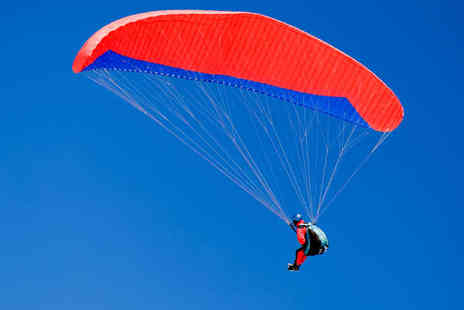 Apex Paragliding - Introduction to Paragliding Day - Save 50%