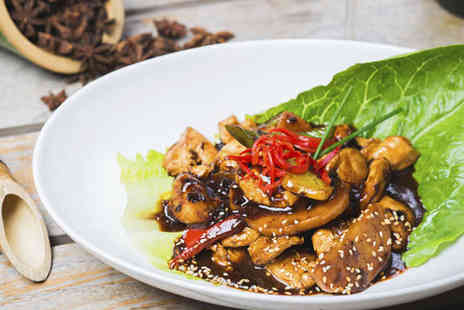 Cantonese Express - Cantonese Meal with Rice for Two - Save 53%