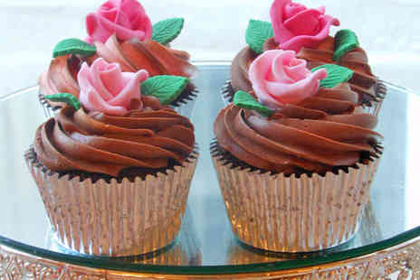 Honeybunch Cake Company - Half Day Cupcake Decorating Class - Save 56%