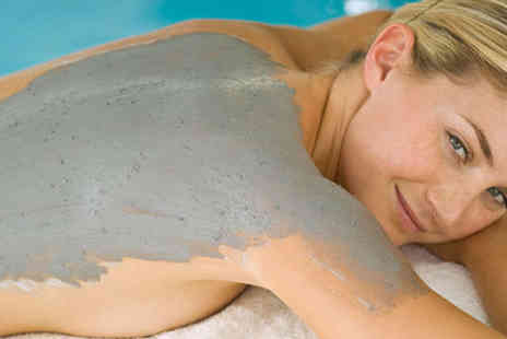 The Beauty Lounge Formby - Consisting of Hawaiian Back Massage Seaweed Body Wrap Mini Facial Swedish Hand and Arm Massage for One - Save 80%