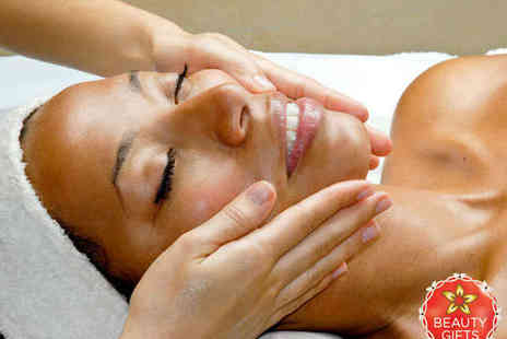 Charles Lewis Hair & Beauty - Dermalogica Facial and a Choice of Two Touch Therapies - Save 55%