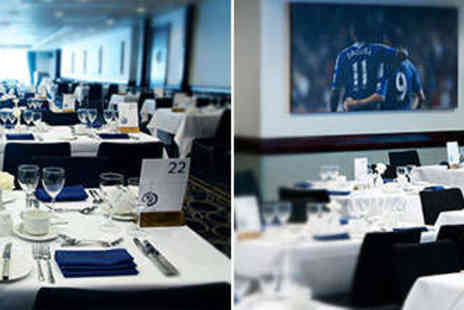 Circuit Hospitality - Chelsea vs Swansea Hospitality Package - Save 26%