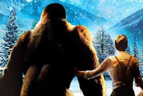 Rose Theatre - Family Ticket to The Snow Gorilla - Save 44%