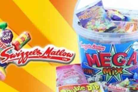 Swizzels-Matlow - 3.8kg Mega Mix Tub of Retro Sweets for £20 from Swizzels Matlow  (67% Off) - Save 67%