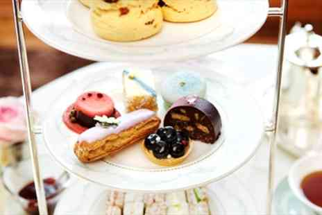 Seasons - Afternoon Tea for 2 with Prosecco - Save 50%