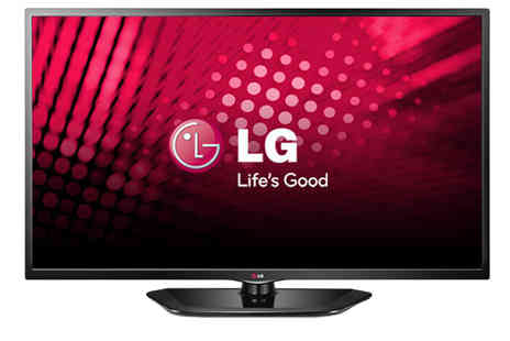Harry B Litherland - LG 32 inch Full HDTV with Bluray Player and Wall mount and 2 HDMI leads - Save 45%