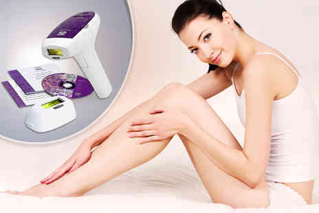 ID Beauty - Silkn Flash and Go IPL hair removal system - Save 30%