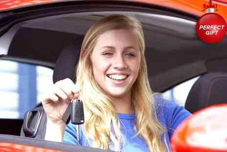 CMSM Driving School - Two hour driving lessons - Save 90%