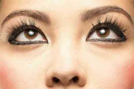 Bliss Beauty Spa - HD Brows Plus Nouveau Eyelash Package - Save 68%