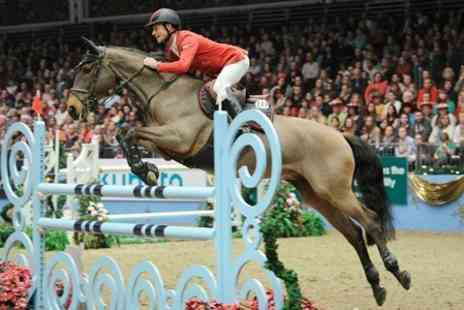 The London International Horse Show - Entry Tickets - Save 62%
