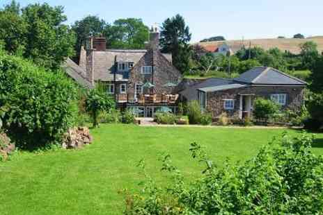 The Dragon House Hotel - In Somerset Two Nights For Two With Breakfast - Save 45%