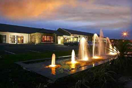 Broadhaven Bay Hotel - In County Mayo One Nights For Two With Breakfast Wine and Late Check Out - Save 51%