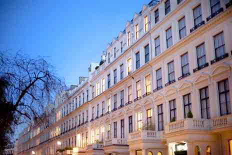 The Cleveland Hotel - In London One Nights For Two With Breakfast and Late Check Out - Save 45%