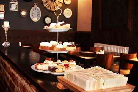 How Do You Do - Prosecco Afternoon Tea For Two - Save 53%