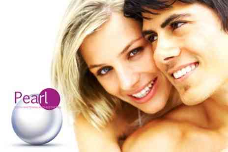Pearl Teeth Whitening - One Hour Laser Teeth Whitening Treatment Plus Consultation for £79 (Value £350) - Save 77%