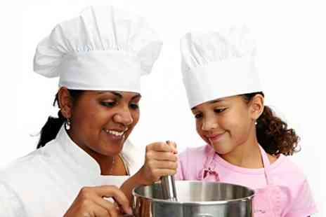 Ashoka Cook School - Childrens Indian Cookery Class - Save 50%