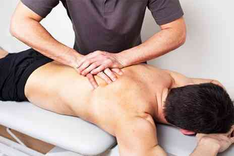 Beach House Chiropractic - Deep Tissue Sports Massage - Save 53%