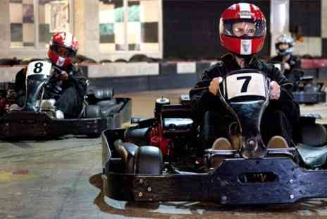 Ace Karting Plus -  60 or 100 Laps  - Save 50%