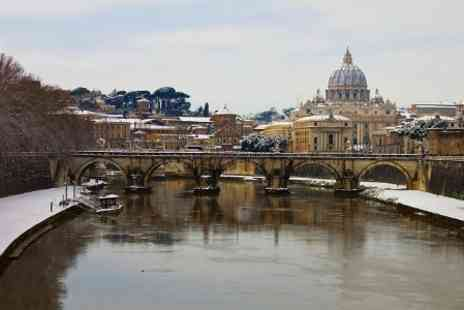 Airbridge Travel - In Rome Two Nights With Flights For Two - Save 38%