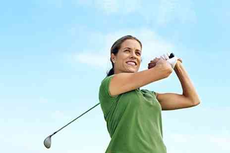 Optimal Swing Clinic - Golf Injury Exam, Treatments and Lesson - Save 89%