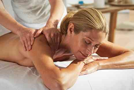 Your Natural Image - Lava Shell Massage - Save 70%