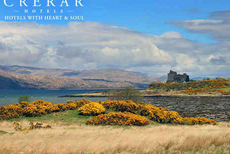 Isle of Mull Hotel & Spa - Rugged Scenery and Wildlife of the Isle of Mull - Save 78%