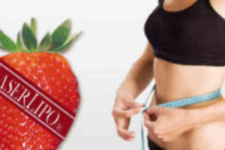 Wellness Avenue - Three Strawberry Laser Lipo sessions - Save 77%