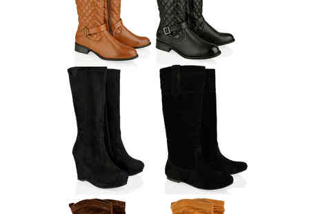 footcandyuk - Womens Winter Boots - Save 51%