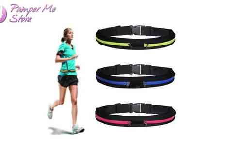 Sterling Distribution - Waterproof Running Belt - Save 50%