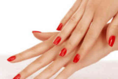 Total Beauty - Shellac manicure or pedicure - Save 70%