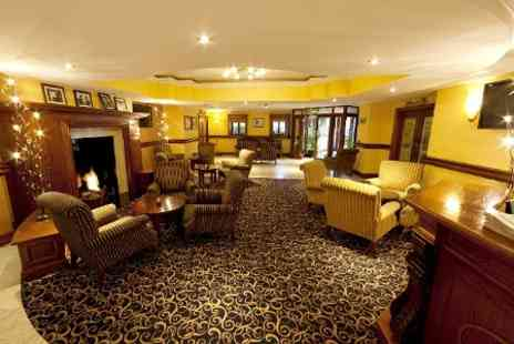 Court Yard Hotel - In County Kildare One Night For Two With Breakfast - Save 26%