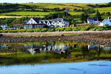 Kildonan Hotel - In Isle of Arran Two Nights For Two With Breakfast - Save 60%