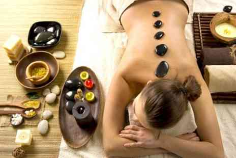 Beauty Boss - Facial Plus Hot Stone Massage - Save 54%